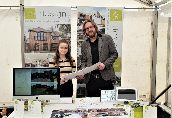 Shropshire design firm sponsors student for Peru trip