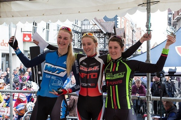 Back in the saddle thanks to Shrewsbury Cycle Grand Prix