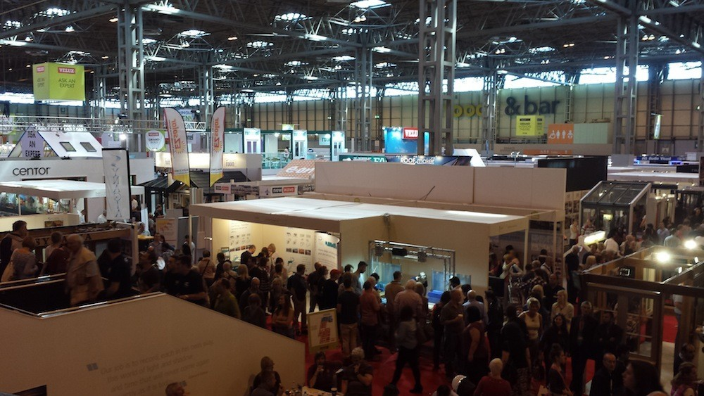Gadgets, gardens and gourmet – Grand Designs Live had it all
