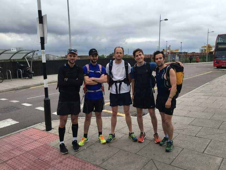 Epic run to raise funds for Shropshire charity