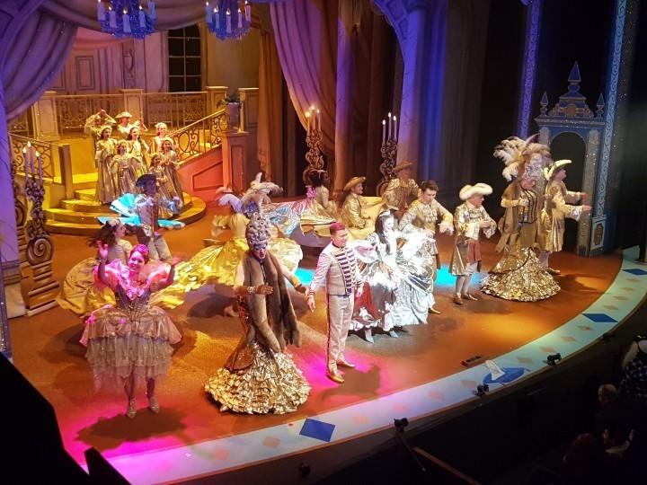 Cinderlla at the Theatre Severn