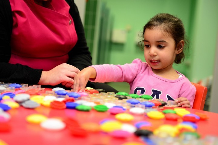 Telford nursery staff to undergo maths training