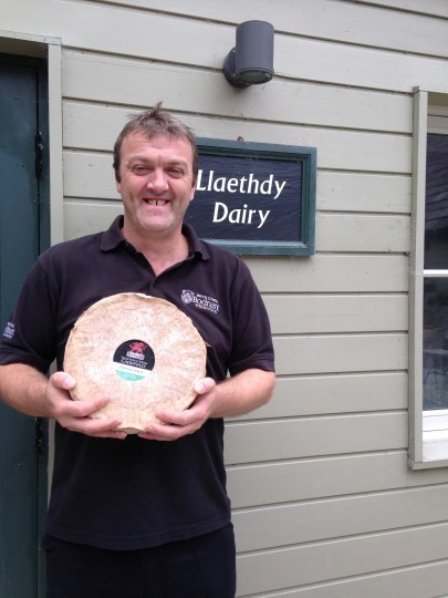 North Wales dairy is award-winning once again