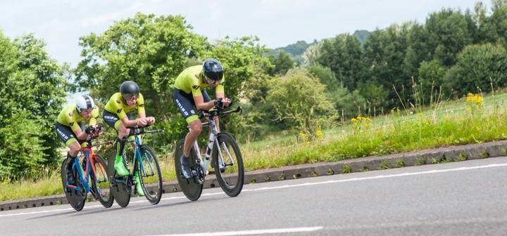 Olympics inspire future cyclists