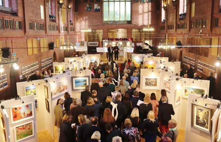 Record number of visitors drawn to Ellesmere National Art Exhibition