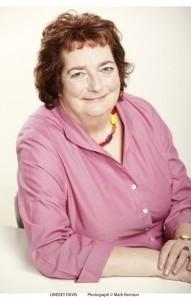 Author Lindsey Davis