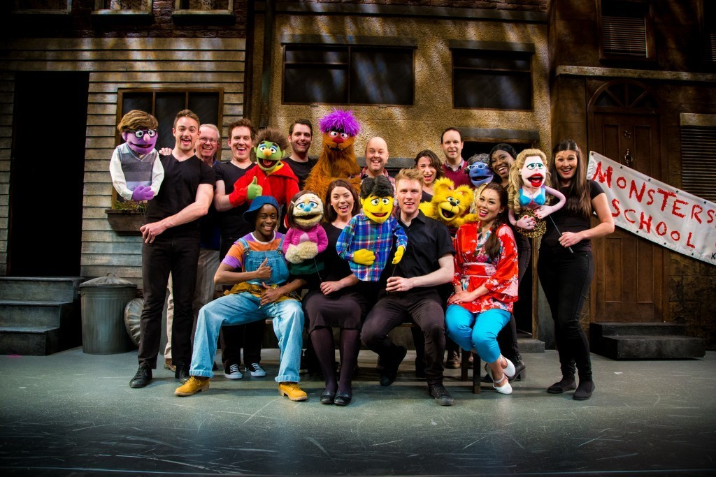 Review: Avenue Q at Theatre Severn