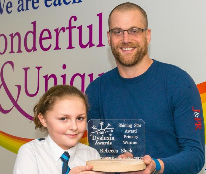 Apley Wood Primary school pupil wins Shining Star Award