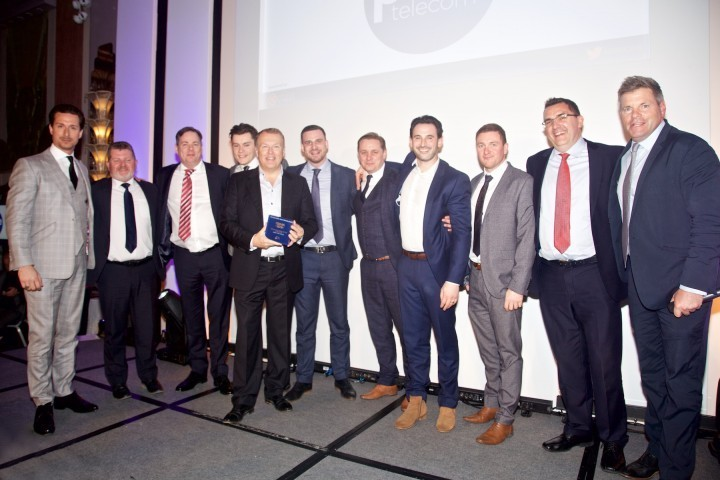 Shropshire telecoms firm scoops national award