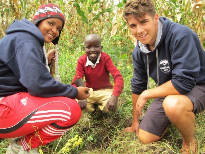 Two students in Tanzania getting education paid for thanks to parents at popular Shropshire school