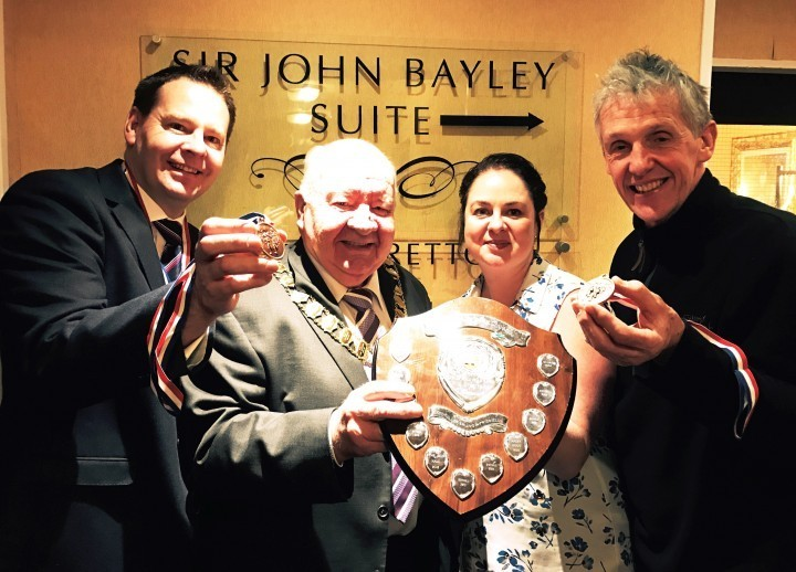 Shropshire hotel staff give backing to historic race