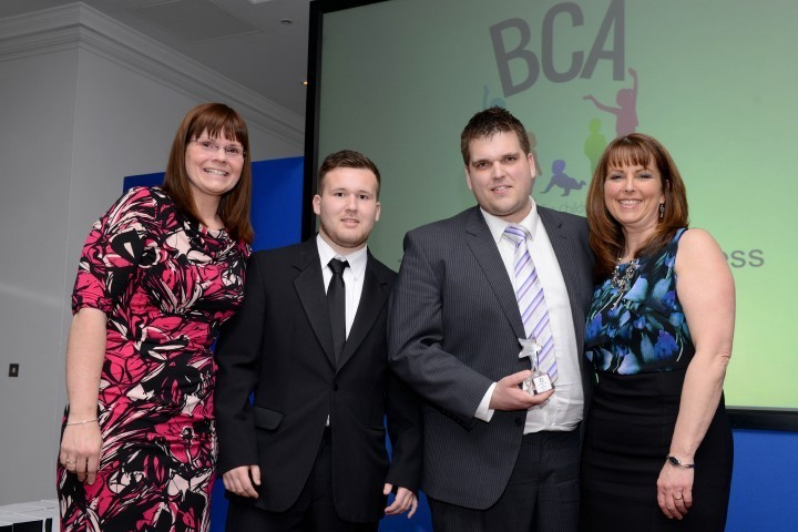 Proud to sponsor the Businesses for Children Awards 2015