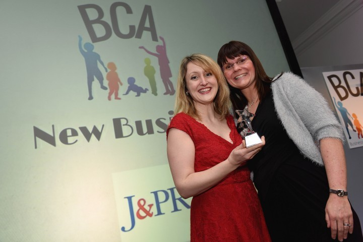 J&PR help celebrate success of Shropshires businesses for children