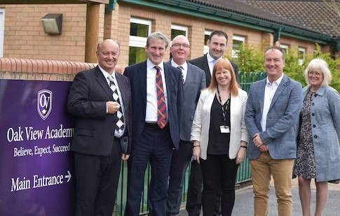 Academies trust chair welcomes MPs visit to high performing primary school