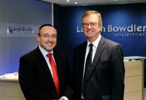 Brian Evans and David Battisby