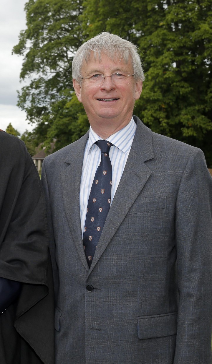 Chair of governors retiring at Shrewsbury prep school