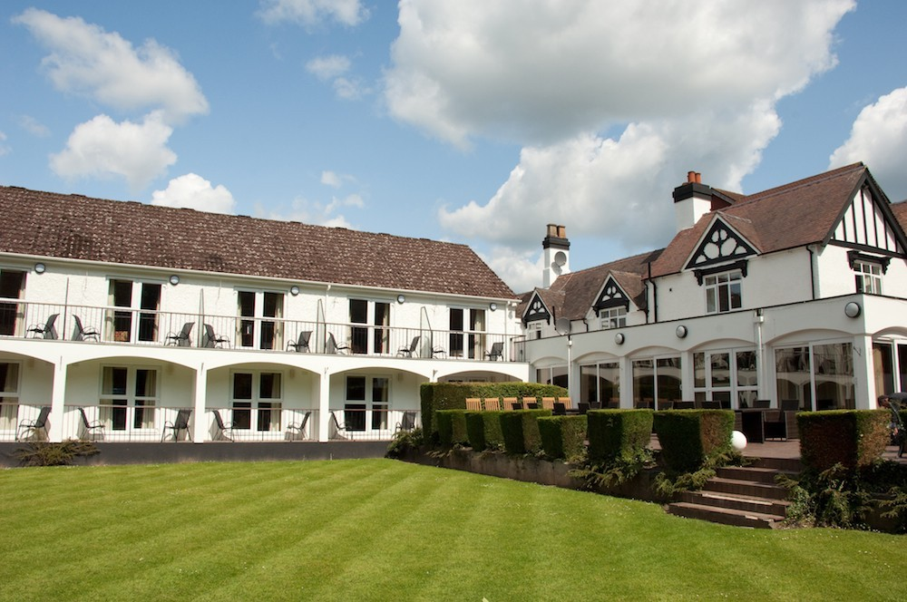Buckatree Hall Hotel named the best loved hotel in Telford