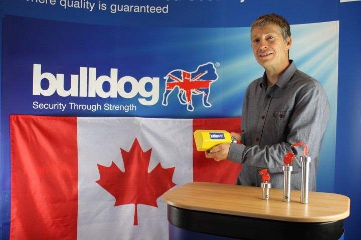 Bulldog Security Products locks up Canadian deal