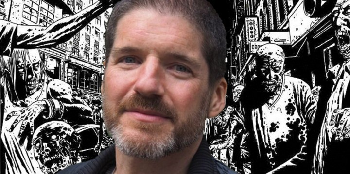 Charlie Adlard to feature art at Shropshire arts festival