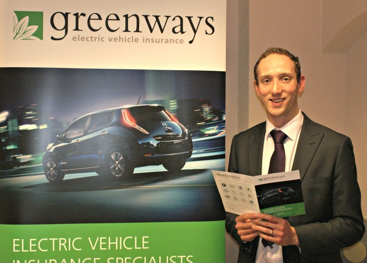New manager at helm of newly-launched electric vehicle insurer