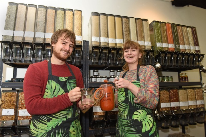 Shrewsbury's first zero-waste store will offer tips at free-from Festival