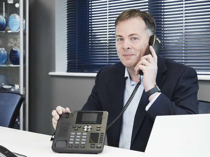 Shropshire firm Pure Telecom launches exclusive new product