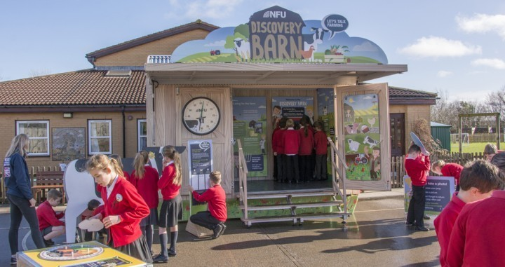 Interactive roadshow to appear at Staffordshire County Show for the first time