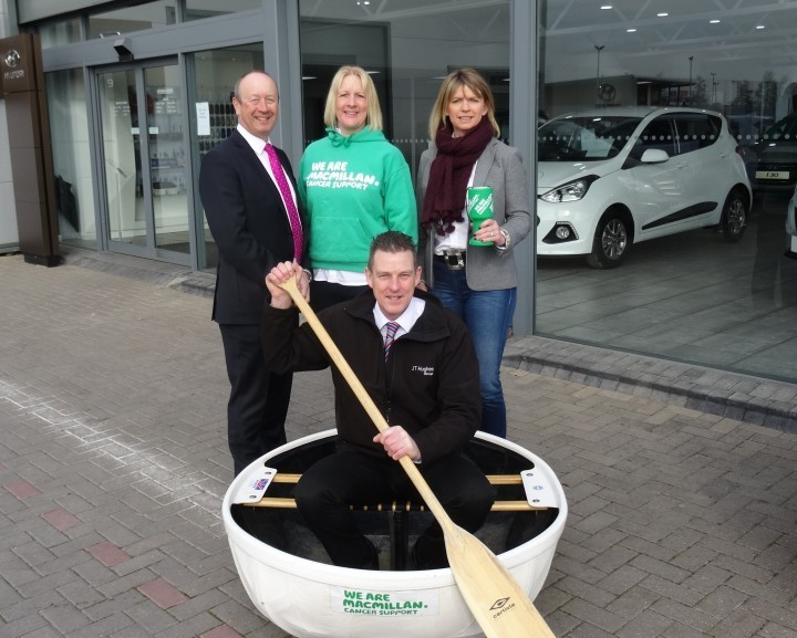 Charity coracle race coming back to Shrewsbury