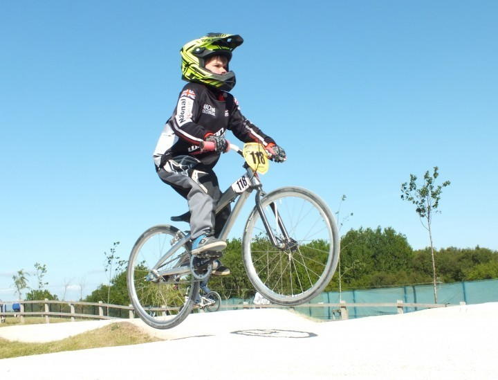 Shropshire BMX club on track for British championships