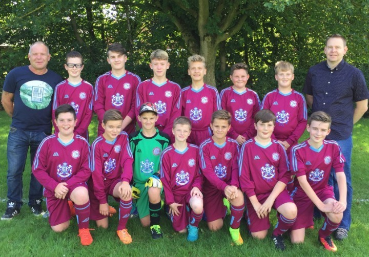 Ercall Colts win backing from hotel bosses