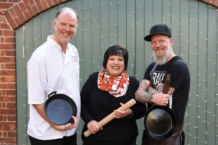 Chefs will cook up delicious 'free-from' foods at Shropshire Frestival