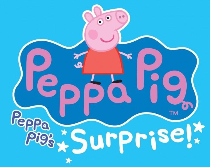 Peppa Pig is coming to Shrewsbury