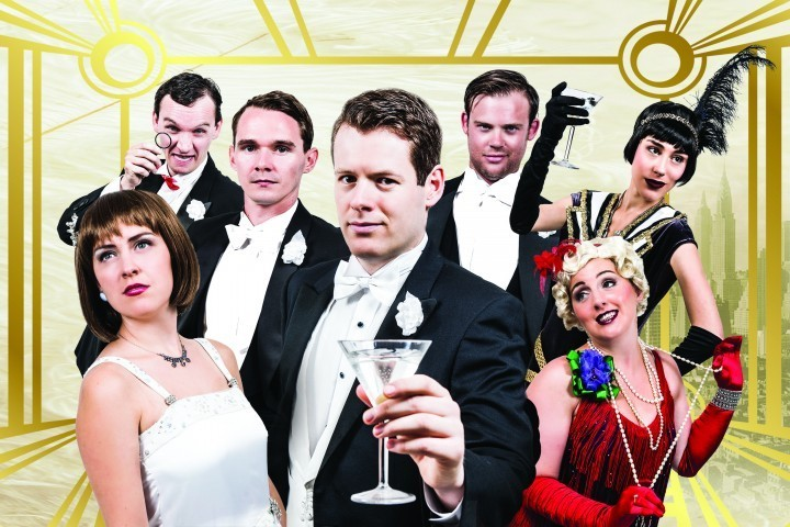 The Great Gatsby at Theatre Severn