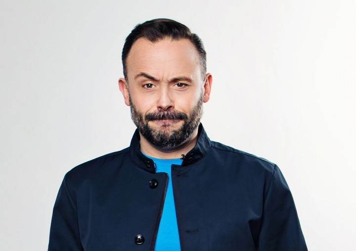Comedian Geoff Norcott at Theatre Severn