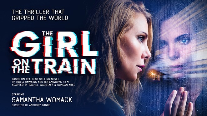 The Girl on the Train – a must see!