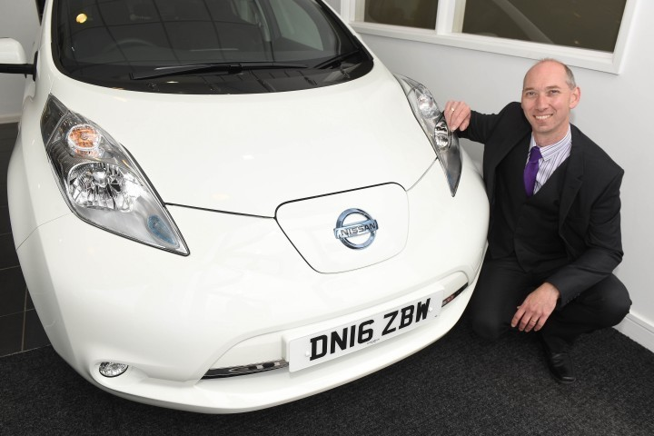 New electric car insurance company launched in Shropshire