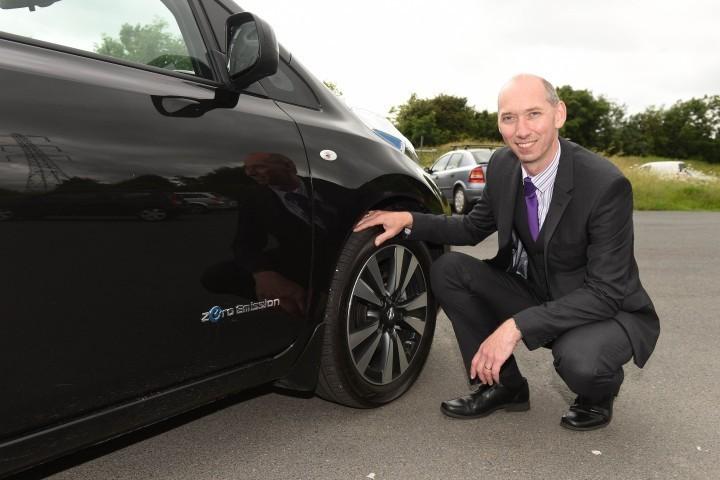 Nigel West, of Greenways Insurance.