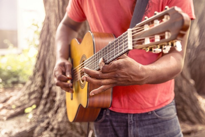 Call for buskers to play at Shropshire County Show