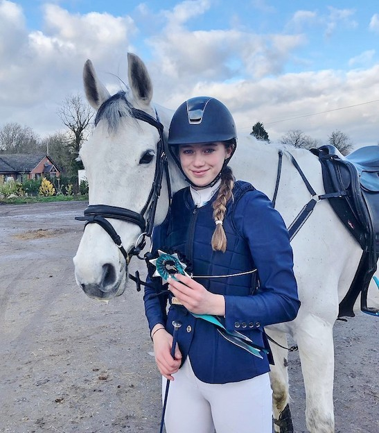 Ellesmere's equestrian team show excellence at competition