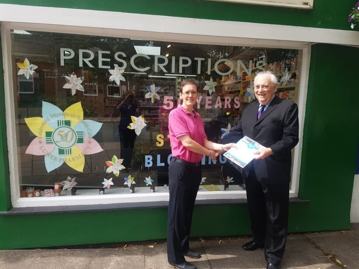 Shropshire family business enjoys 50th anniversary with customers