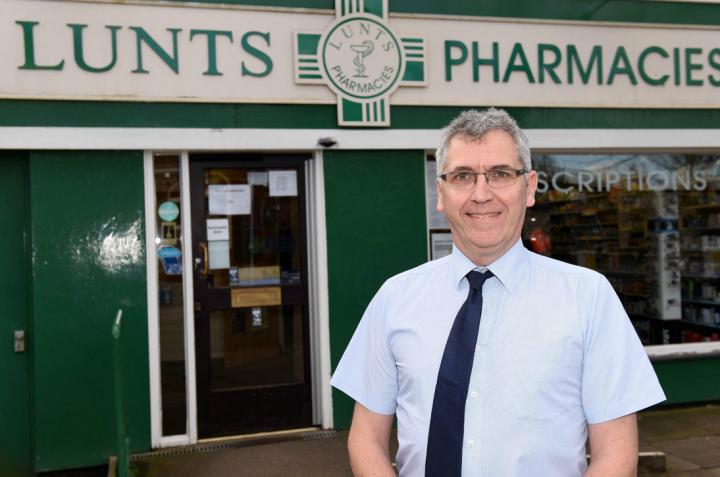 Shropshire pharamcist highlights the availability of life saving epi-pens
