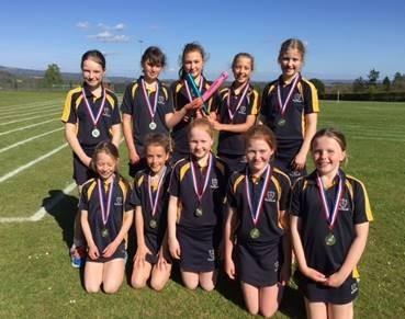 School's sporting success