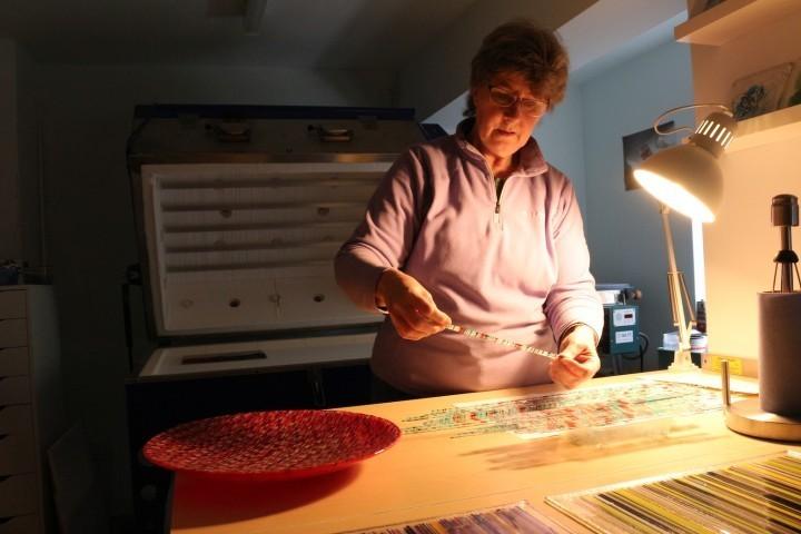 Shropshire glass artist celebrates reaching award finals