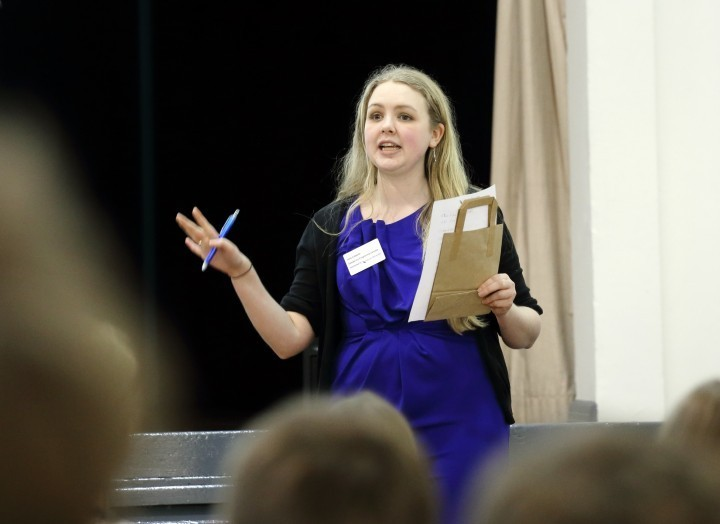 Mentors needed for school debating programme