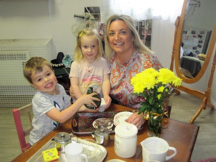 New area manager for Telford Outstanding nursery chain