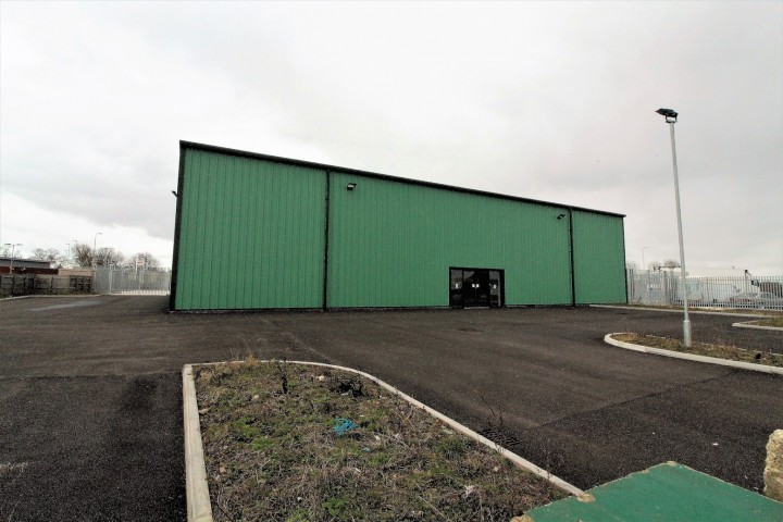 Warehouse seen by millions in Shropshire snapped up