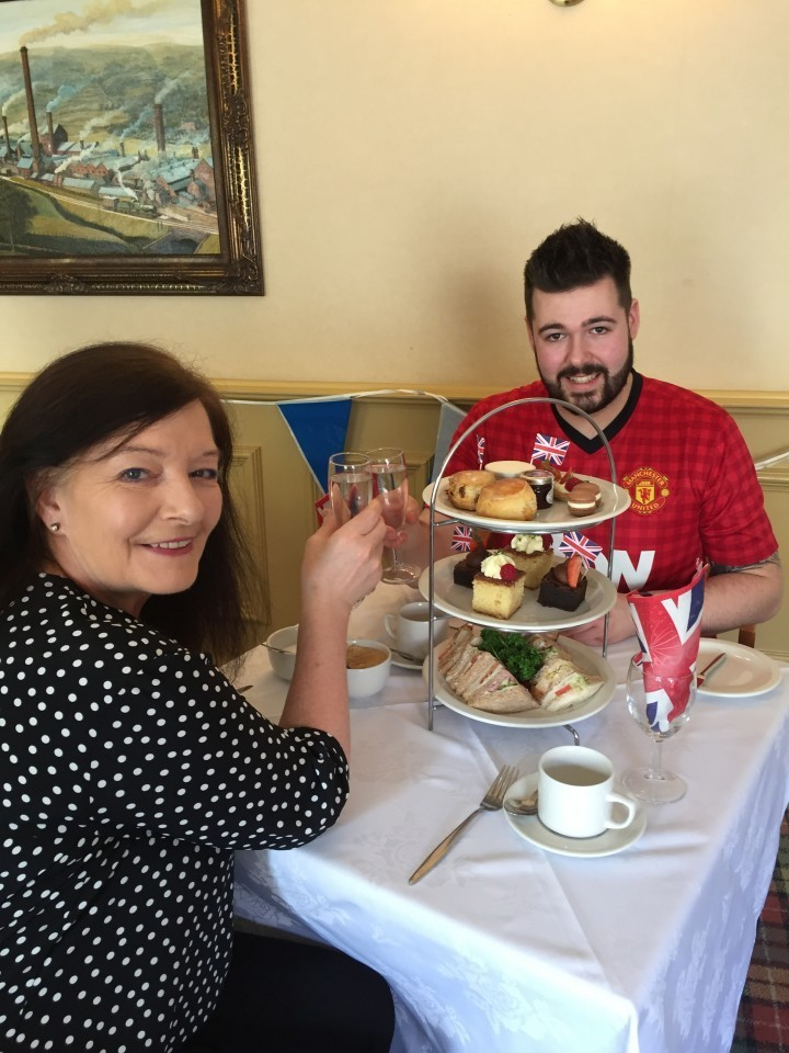 A marriage, a match and a milestone at Ironbridge hotel