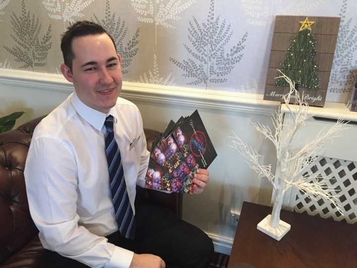 New Christmas party programme launched at Ironbridge hotel