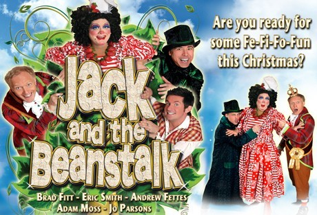 "I said it last year but I've said it again today ""That was the best panto I've ever seen"""