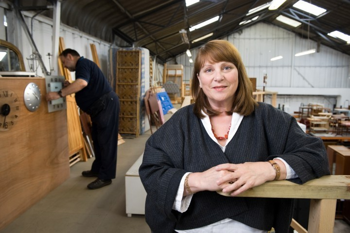 A new chapter begins for both Jean Jarvis and The Furniture Scheme